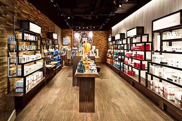 Cosmetics Shops