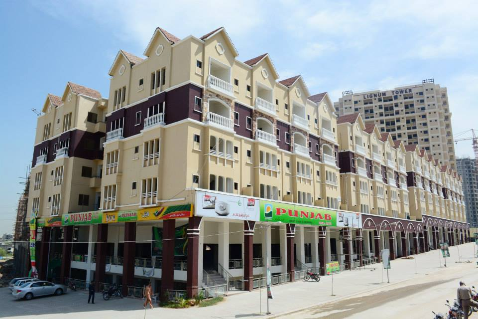 Capital Business Avenue Islamabad 3