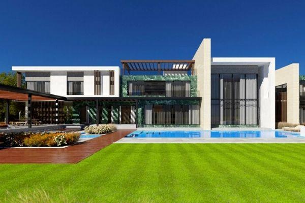 Eighteen Islamabad villas