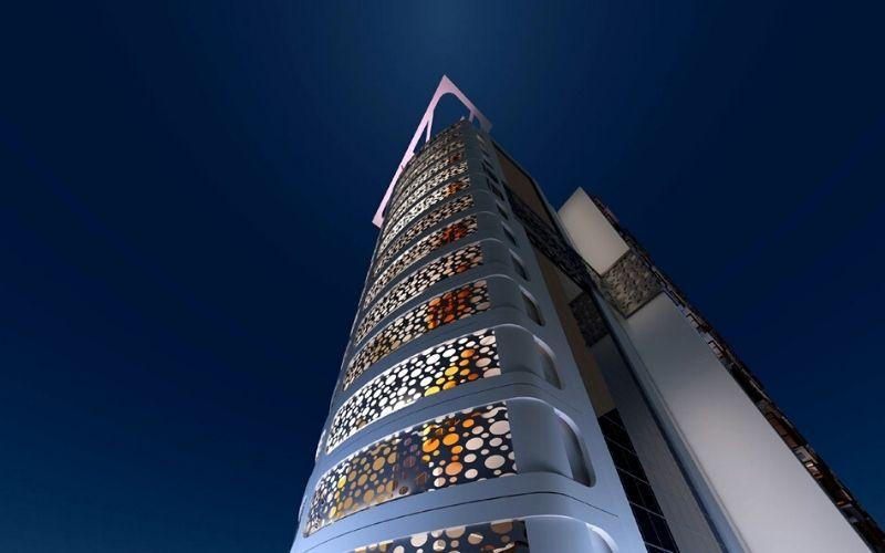 Aero Iconic Tower