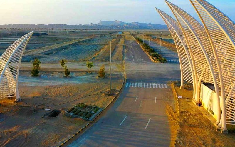 Green Palms Gwadar Images