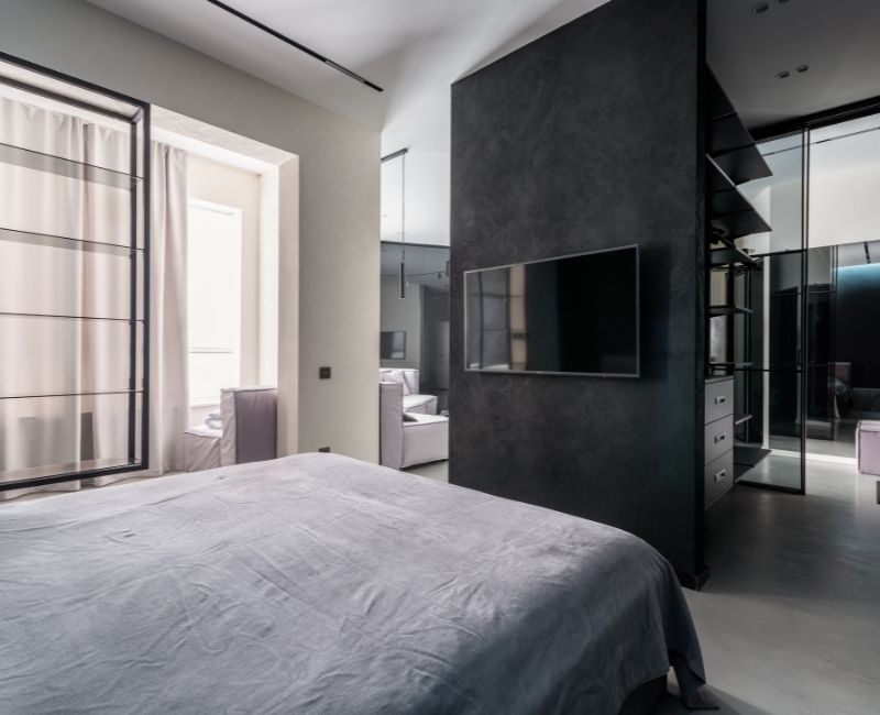 Studio apartment In Eighteen