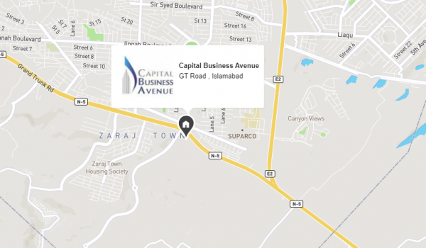 Capital Business Avenue Location